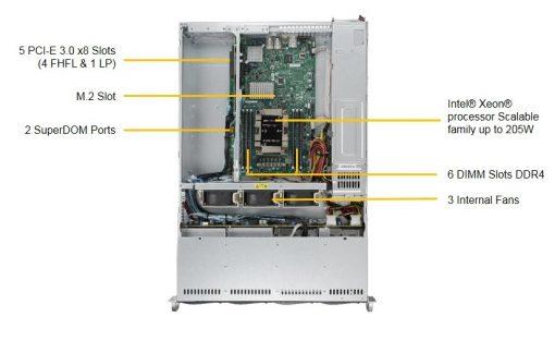 ReadyStor NAS2108QC