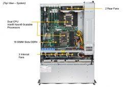 ReadyStor NAS3116PCR