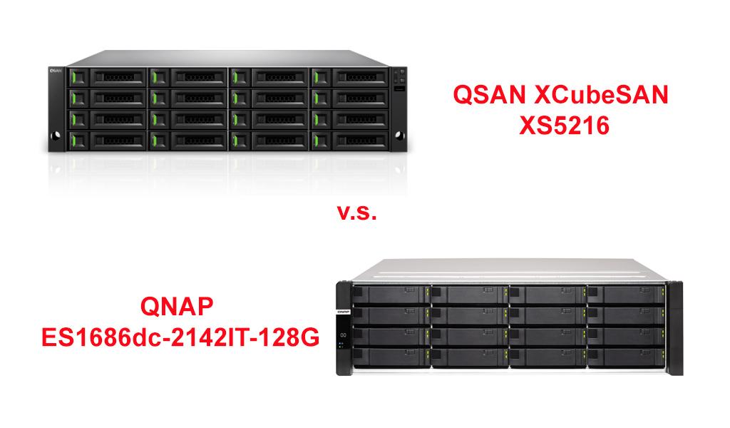 XS5216 vs ES168dc