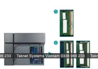 Các bước nâng cấp bộ nhớ trên thiết bị lưu trữ QSAN