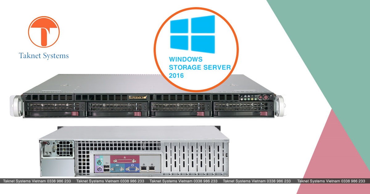 Các thiết bị NAS tại Hà Nội tốt nhất bạn nên sử dụng - Taknet Systems  Vietnam JSC